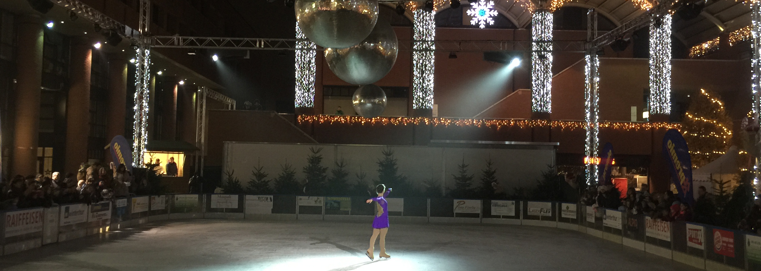 Sponsor Music on Ice
