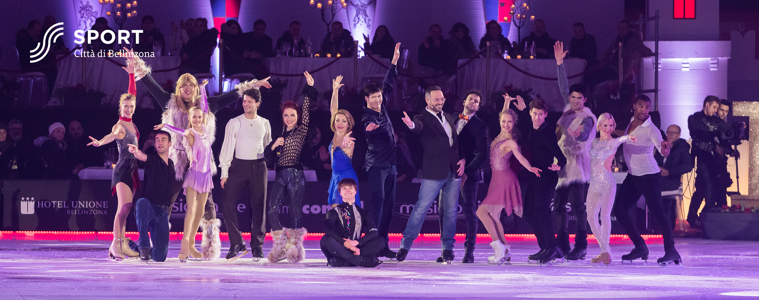 Cast 2020 Music on Ice