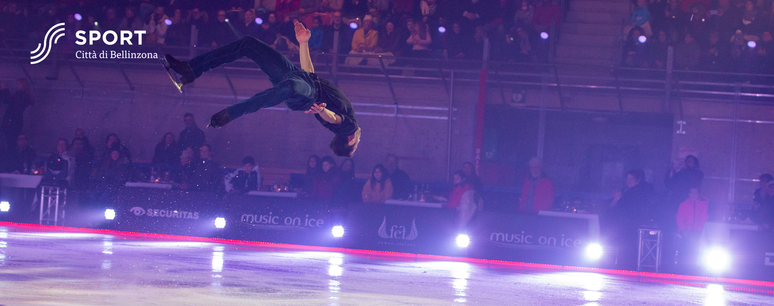 Backflip - Ryan Bradley - Music on Ice