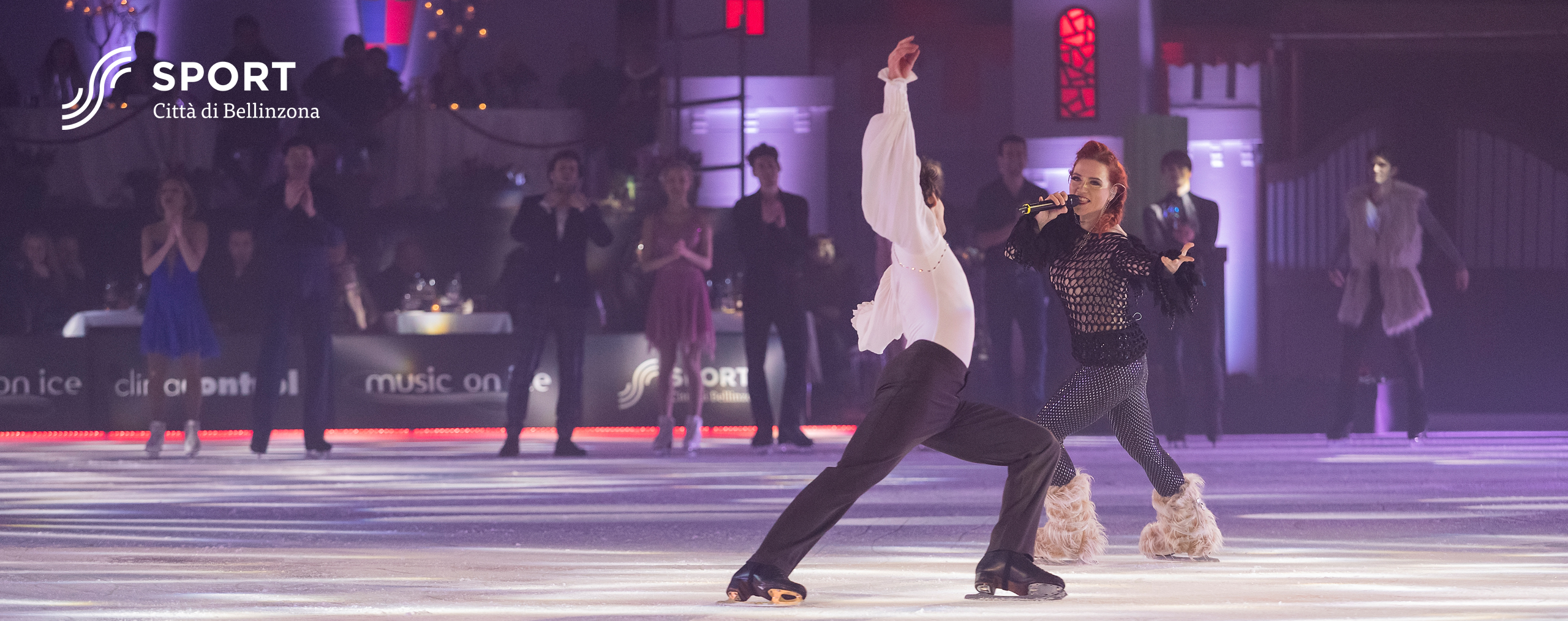 Scilla Hess & Stéphane Lambiel - Music on Ice