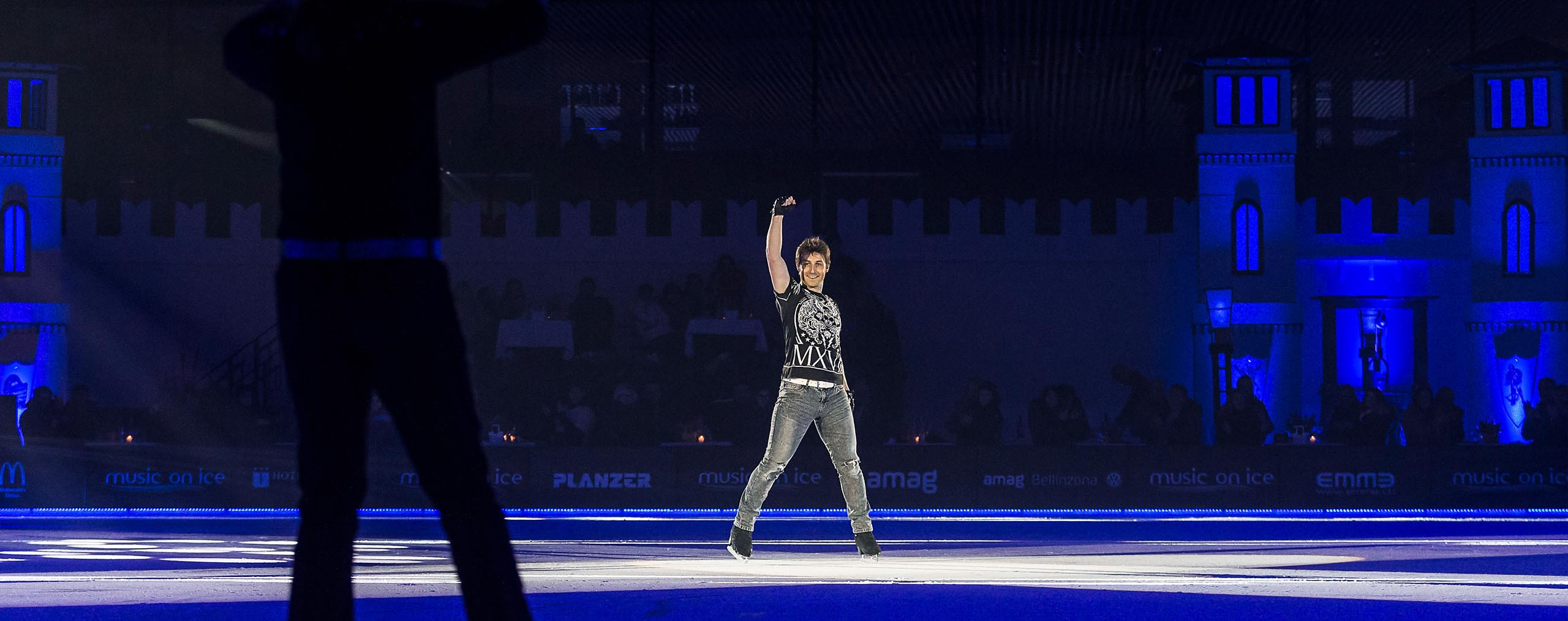 Brian Joubert Music on Ice