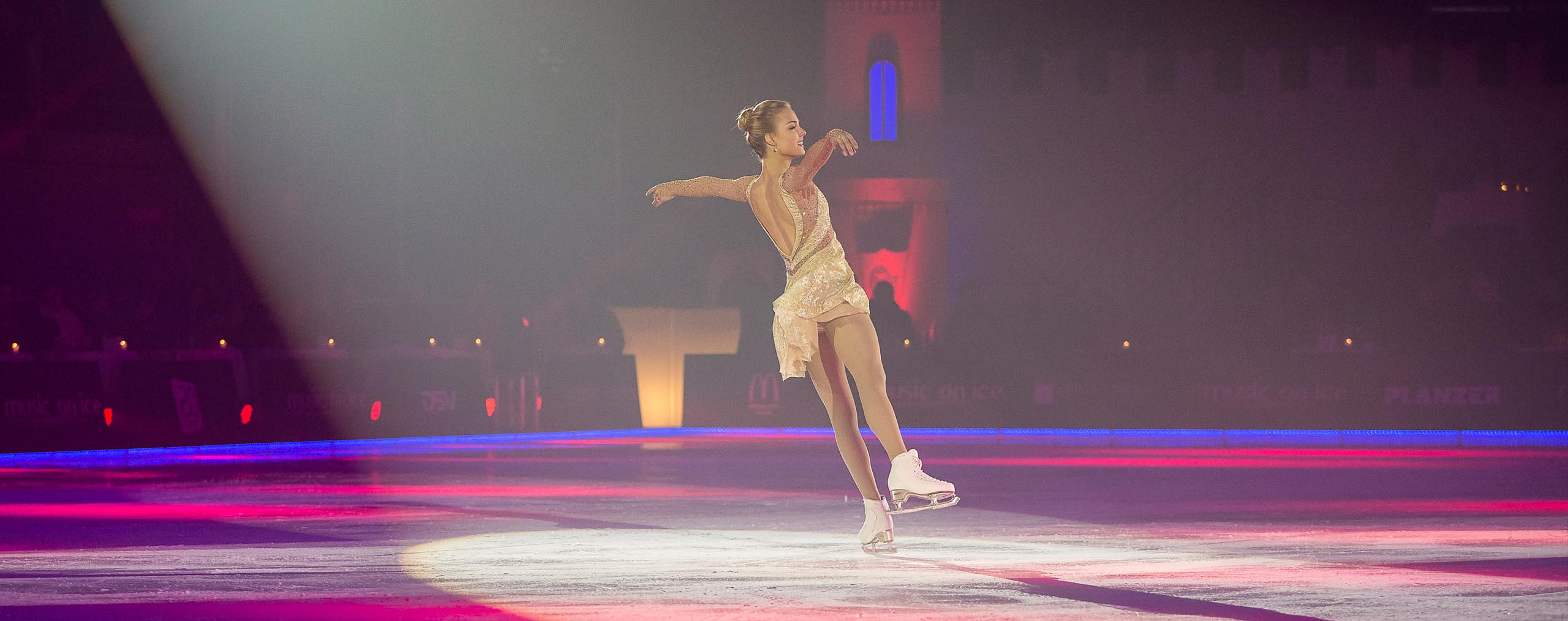 Kiira Korpi Music on Ice
