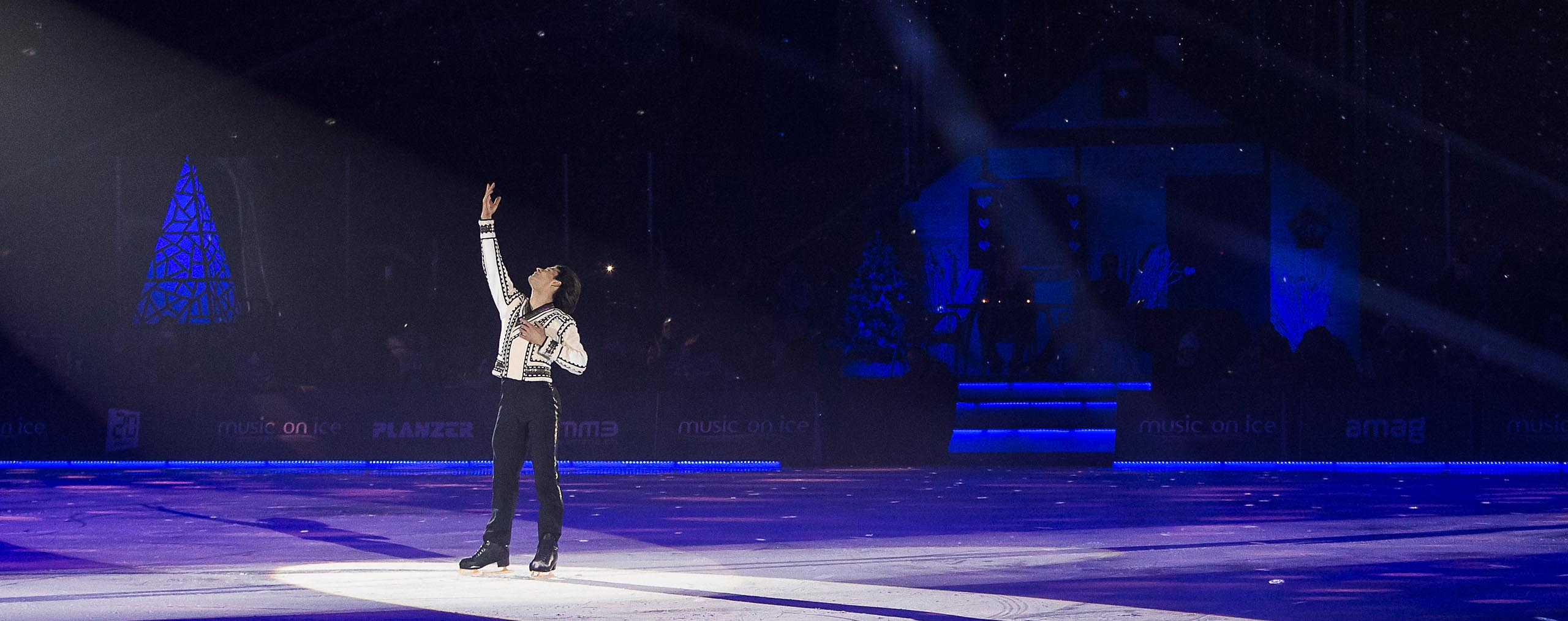 Stephane Lambiel Music on Ice