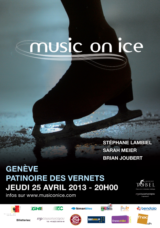 Music on Ice 2013 Japan Geneva