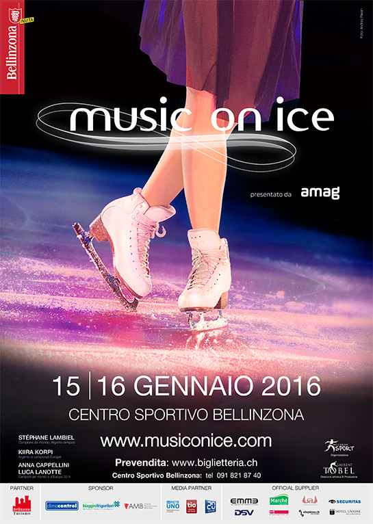 Music on Ice 2016 Cosmo