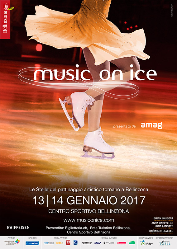 Music on Ice 2017 Casa dolce casa