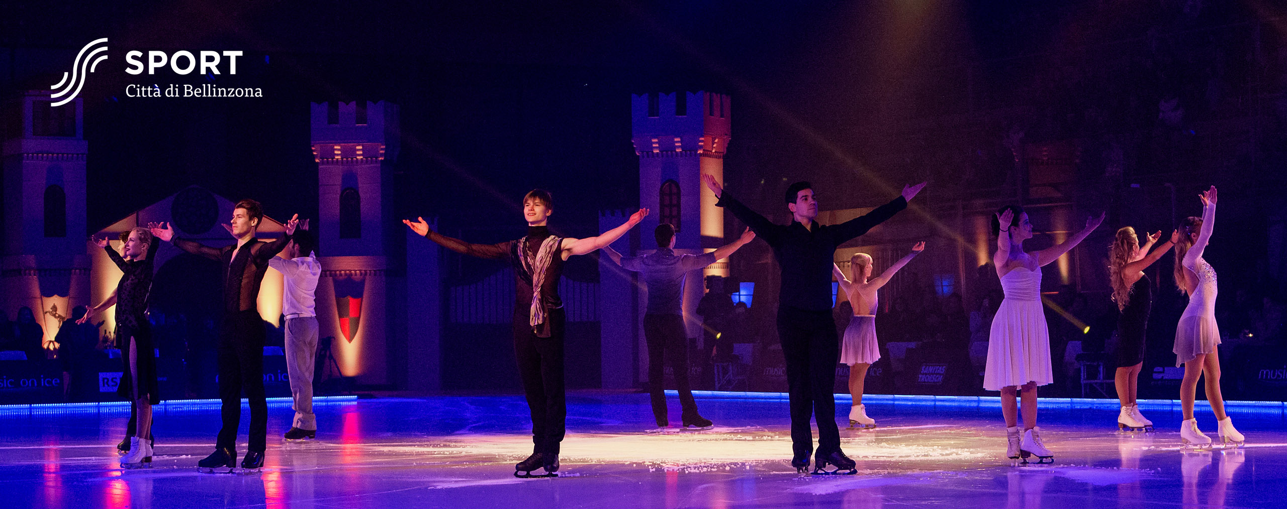 Cast Music on Ice