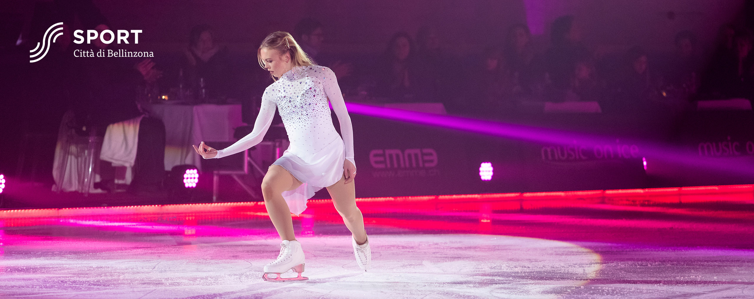 Emmi Peltonen Music on Ice