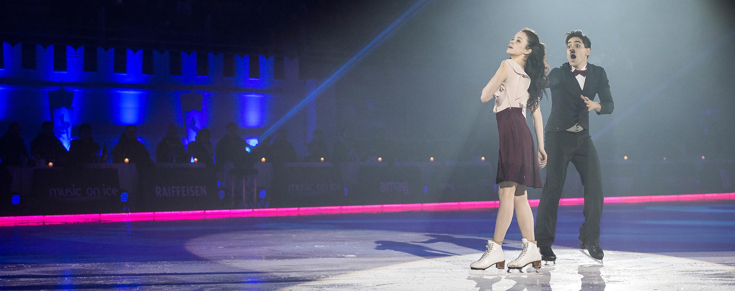 Anna Capellini & Luca Lanotte Music on Ice