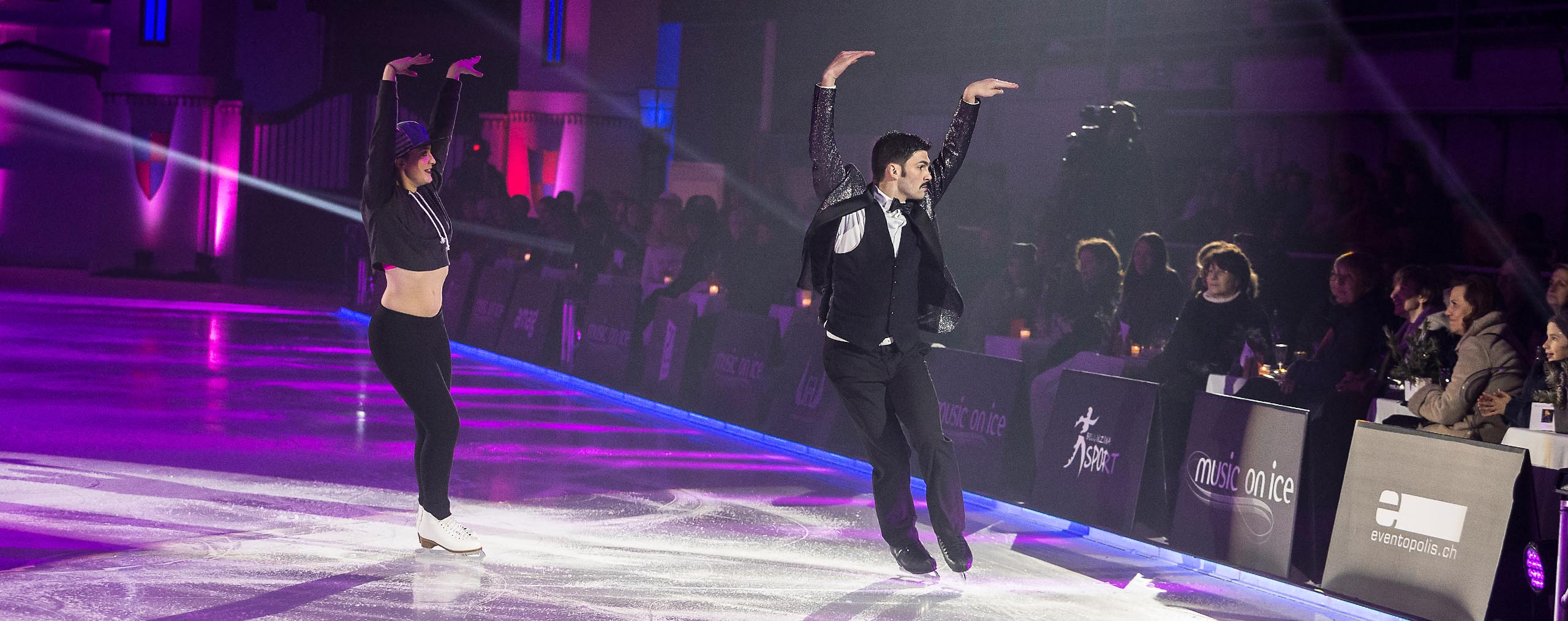 Samuel Contesti Music on Ice