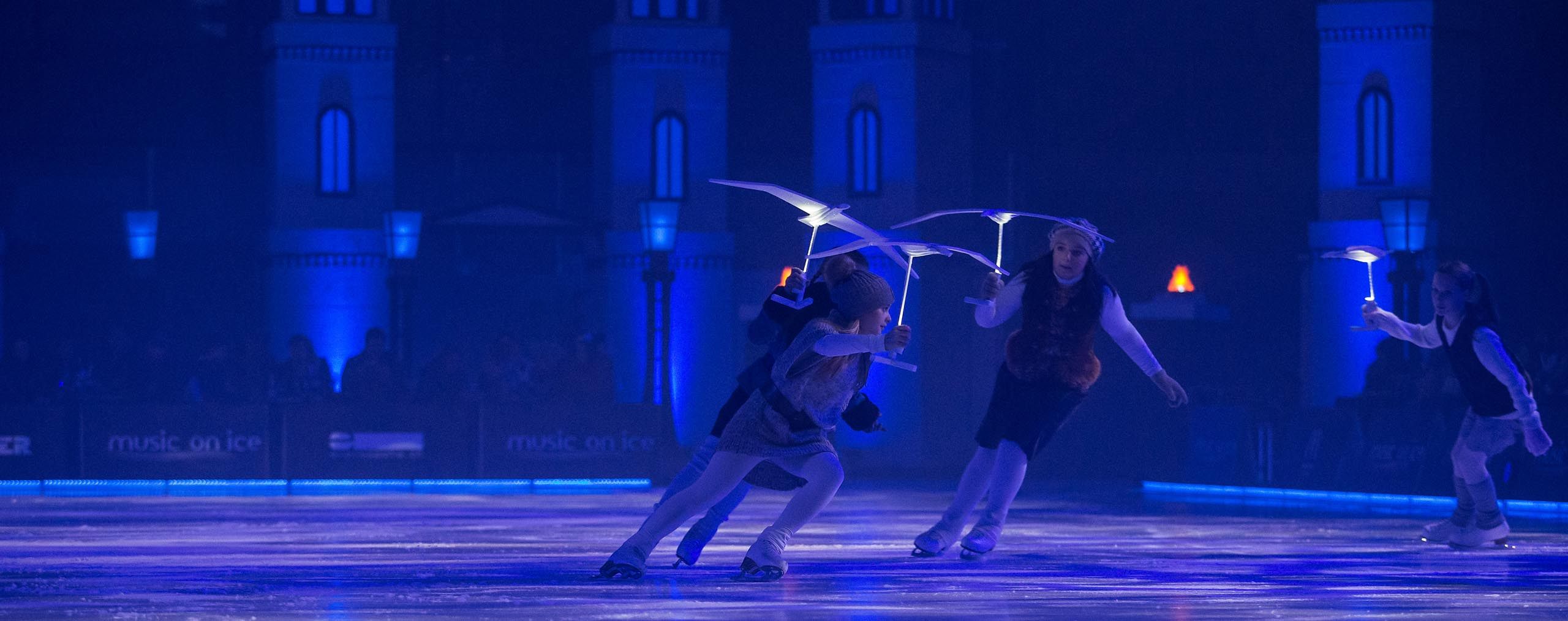 Club Pattinaggio Bellinzona Music on Ice