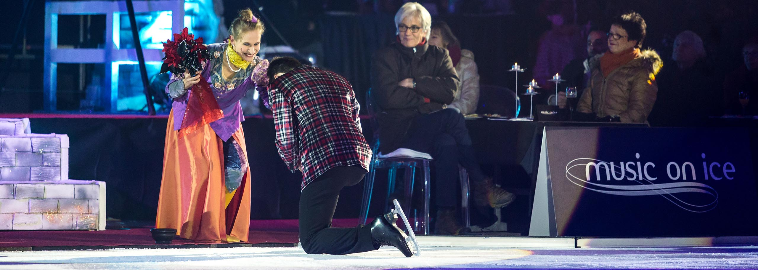Masha Dimitri Samuel Contesti Music on Ice