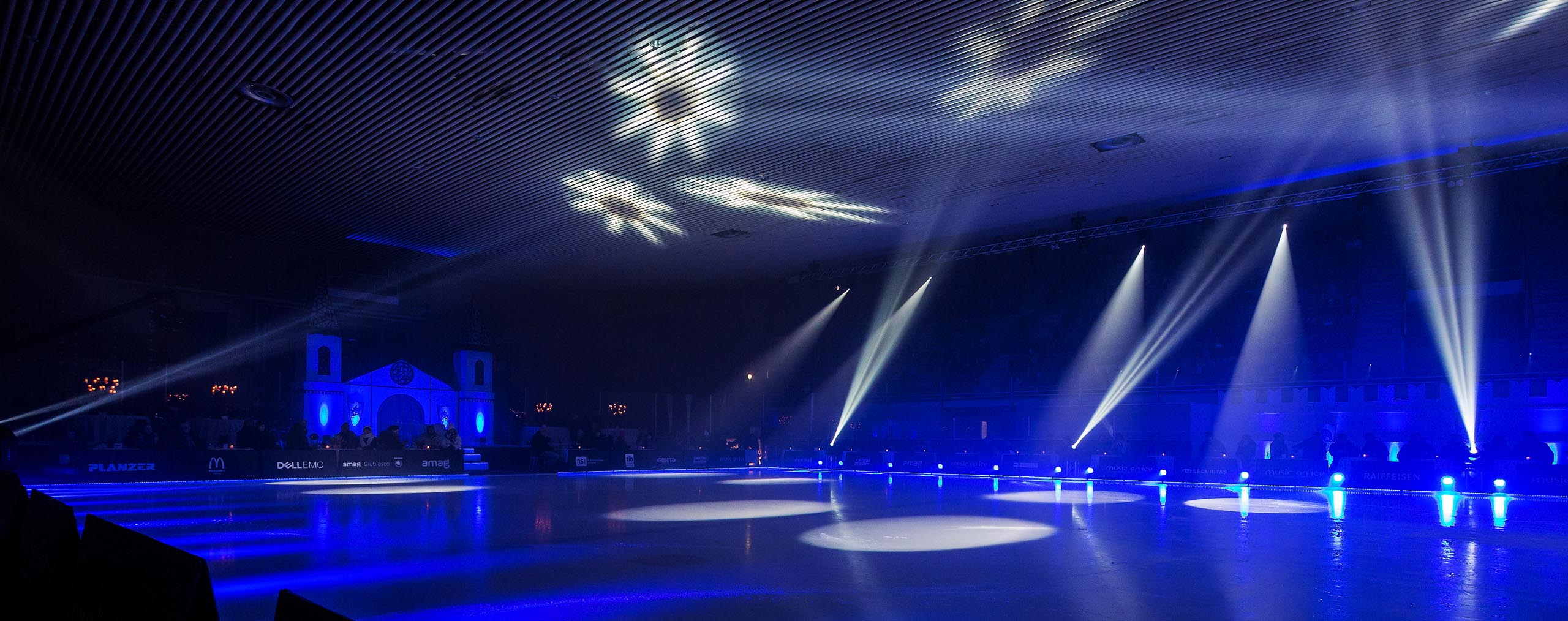 Icerink Bellinzona Music on Ice