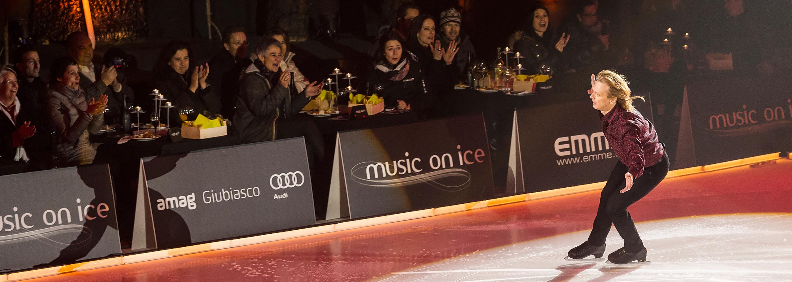 Jozef Sabovcik Music on Ice