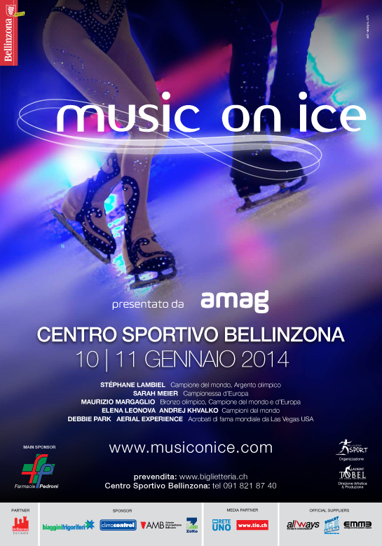 Music on Ice 2014 Paradiso
