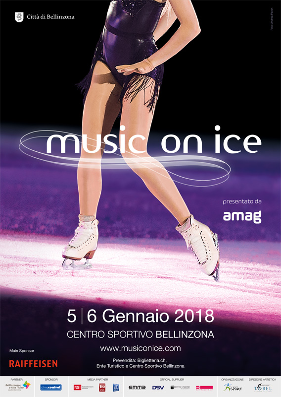 Music on Ice 2018 Scuola di Vita